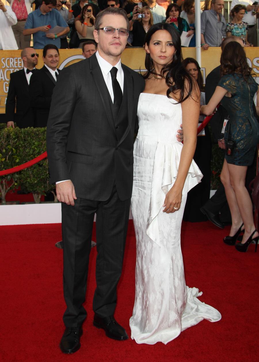 Matthew Mcconaughey Wife Wedding Dress   www.pixshark.com ...