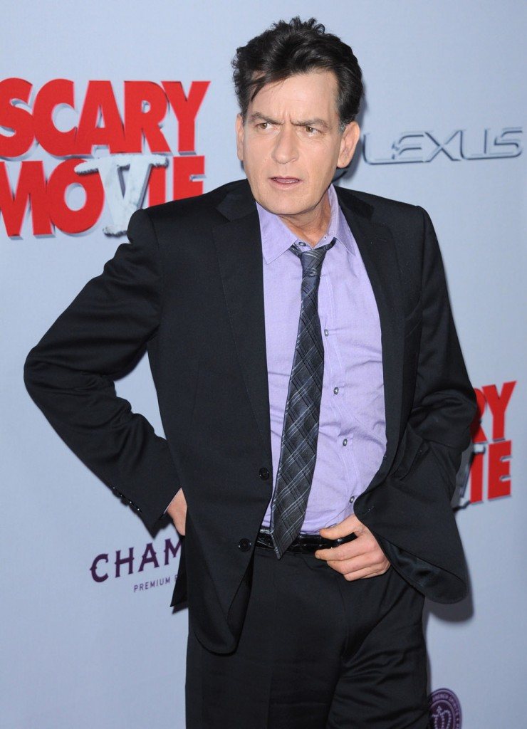 Premiere of 'Scary Movie 5'