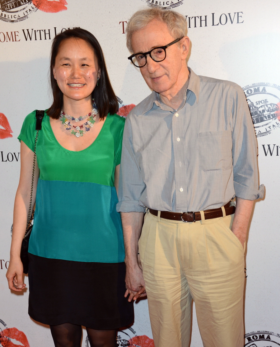 cele bitchy dylan farrow wrote a nyt essay about woody allen a few weeks ago the hollywood foreign press association honored woody allen a lifetime achievement award at the golden globes