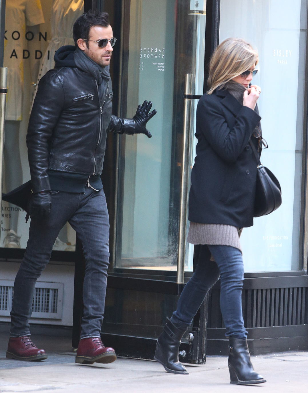 Justin Theroux and Jennifer bet365 telefon-nr Aniston Haven't Talked About Changing Her ...