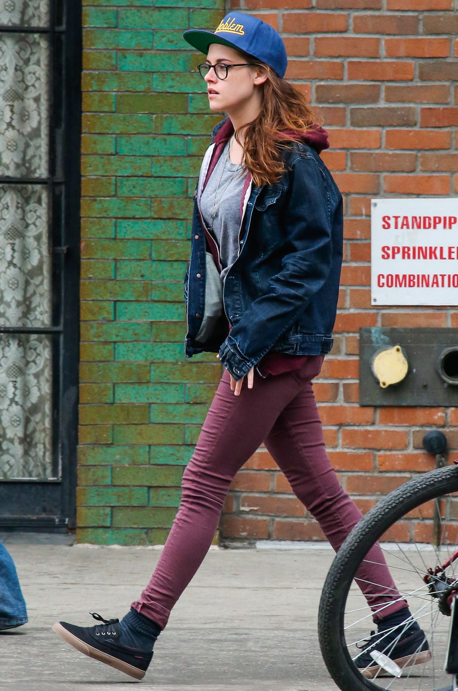 Download this Kristen Stewart Not Pregnant She Gained Weight Purpose For Her picture