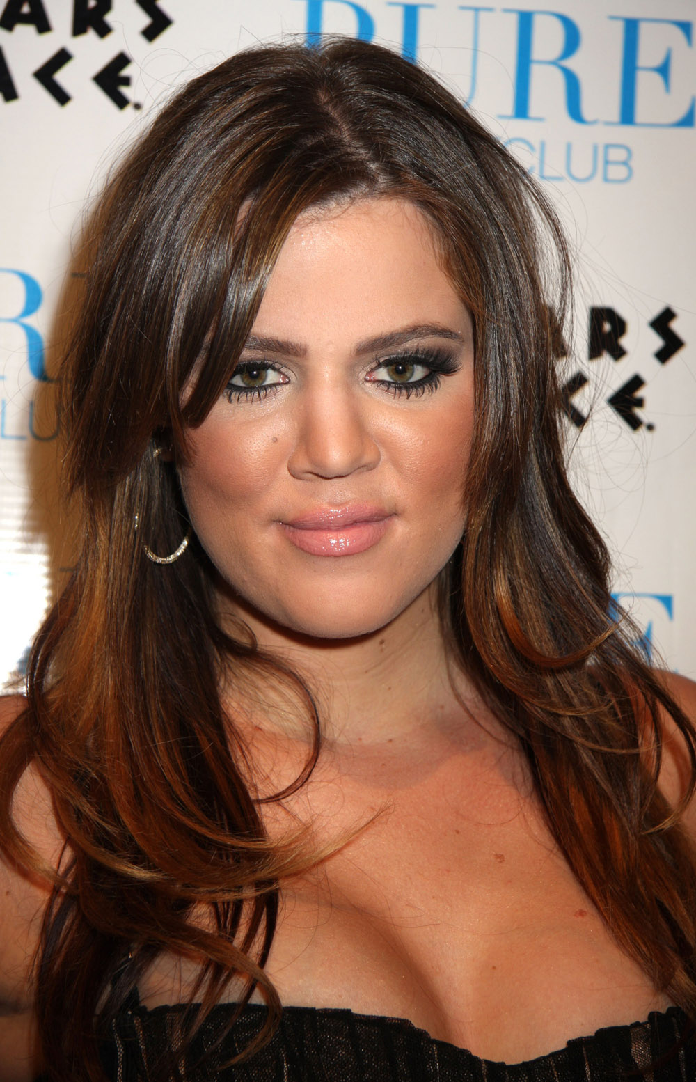 celebitchy khloe kardsahian�s face looks much different
