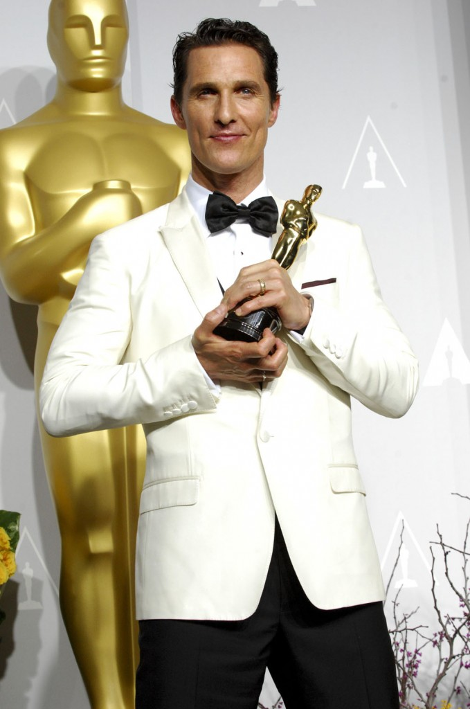 The 86th Annual Academy Awards Press Room