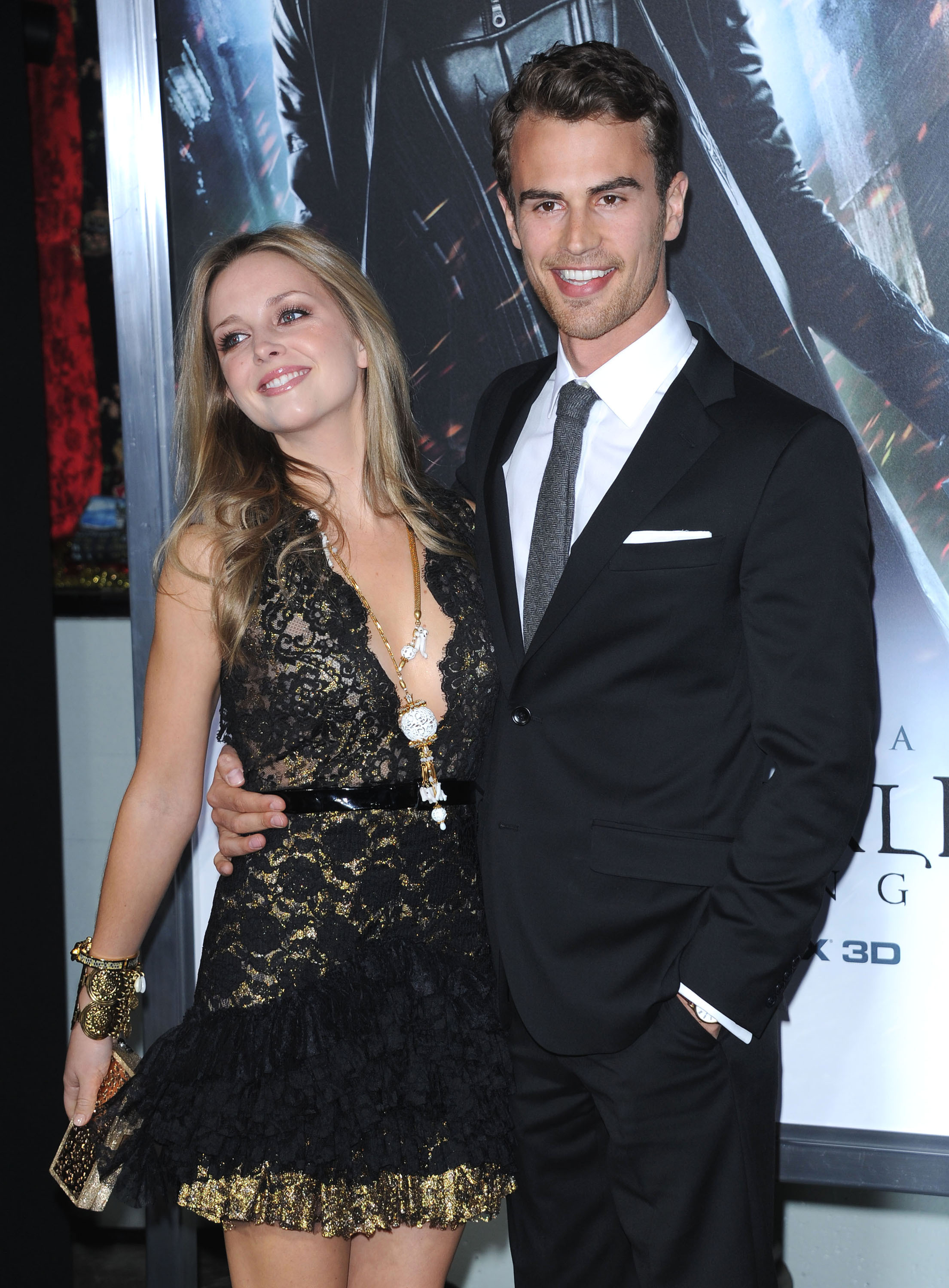Theo James Girlfriend 2014 Theo james gir.