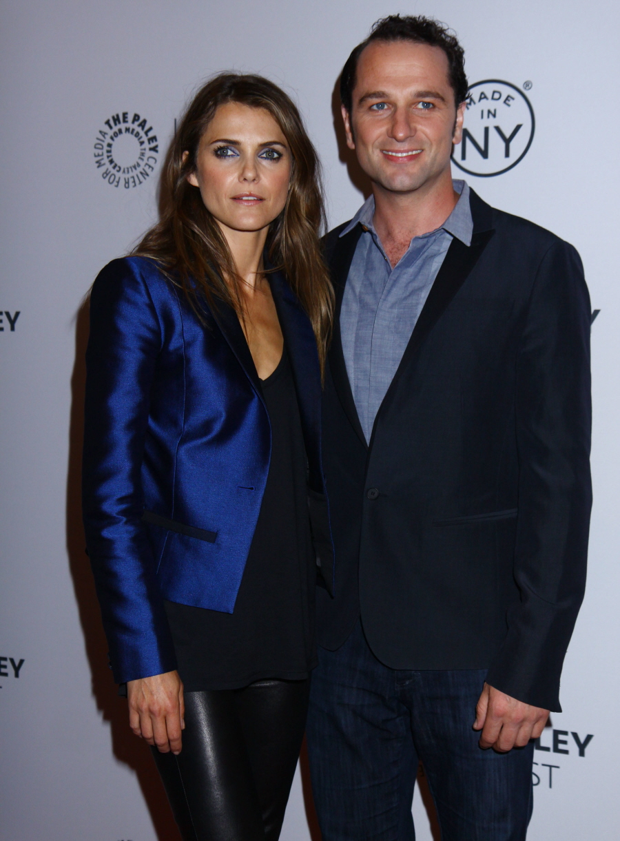 Cele|bitchy | Keri Russell really did leave her husband ...