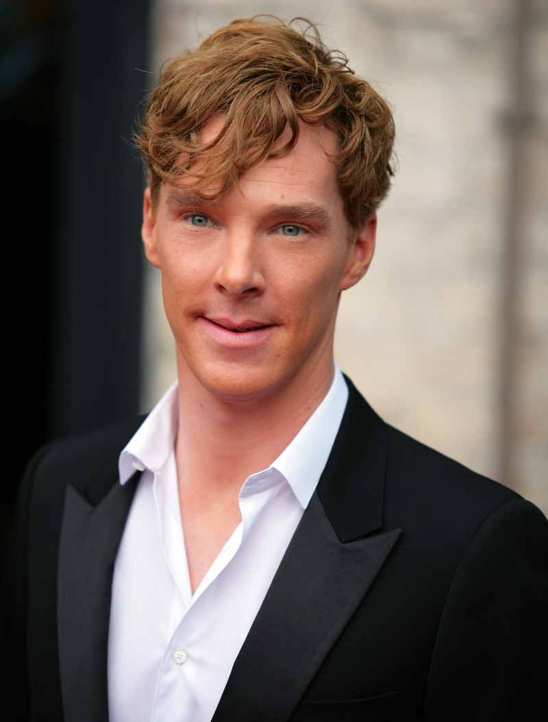 Cele Bitchy Benedict Cumberbatch 37 Signs On To Iraq