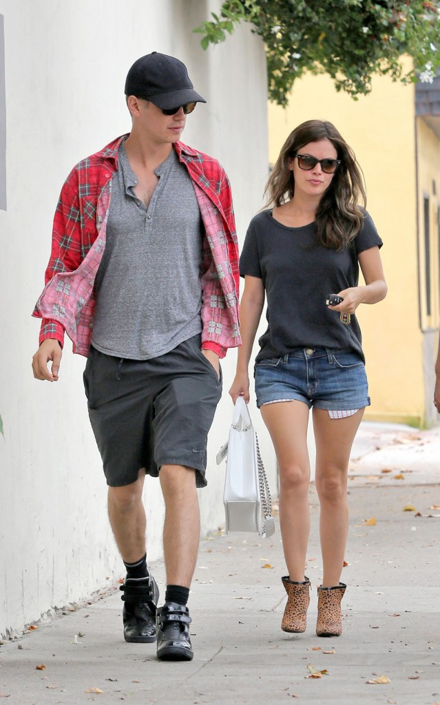 Rachel Bilson and boyfriend Hayden Christensen