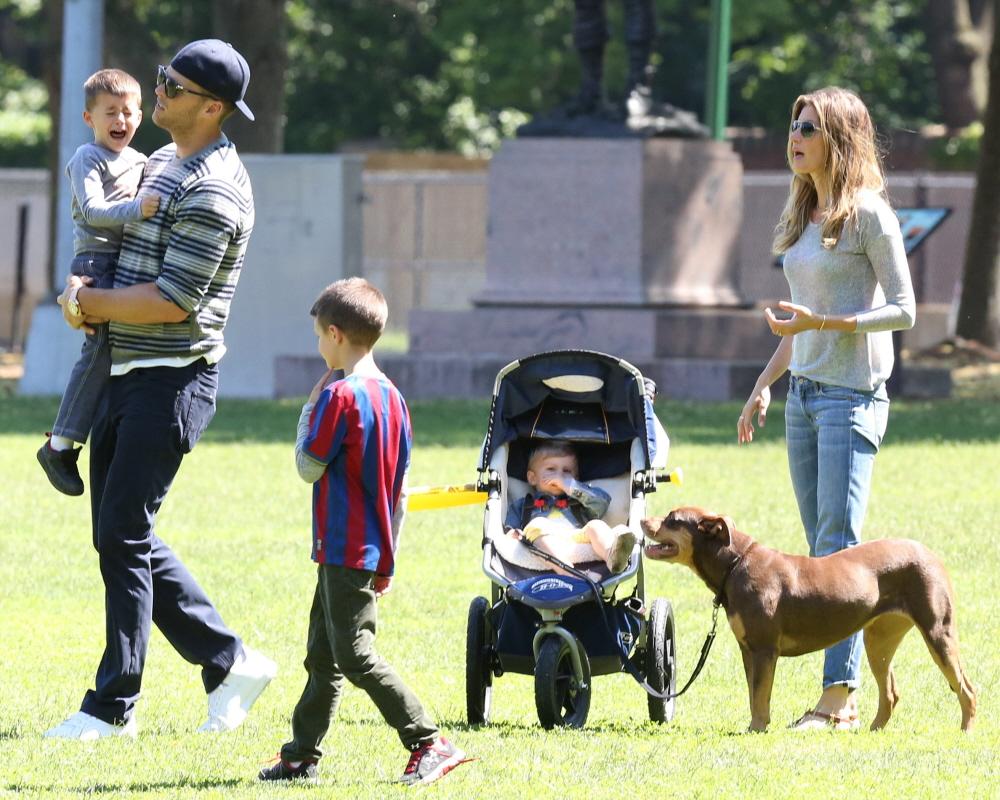 Cele Bitchy Gisele Bundchen Tom Brady Have A Family
