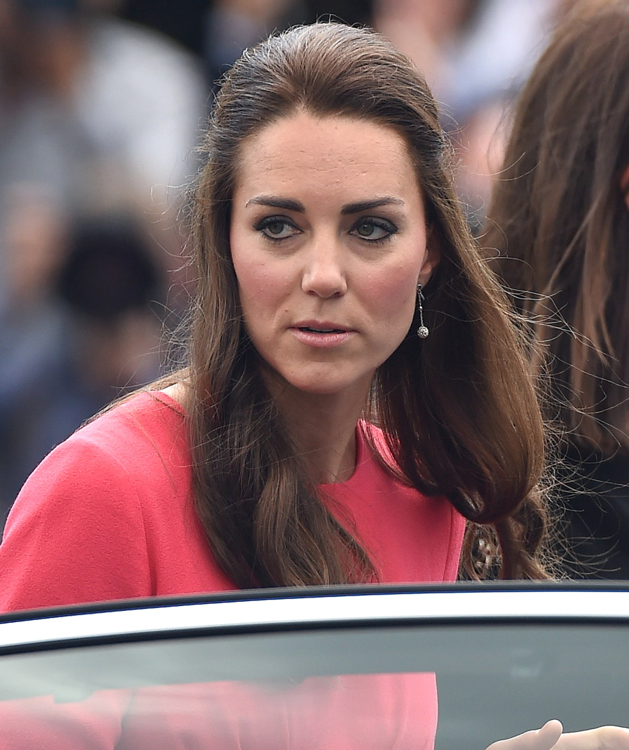 how to get glossy hair like kate middleton