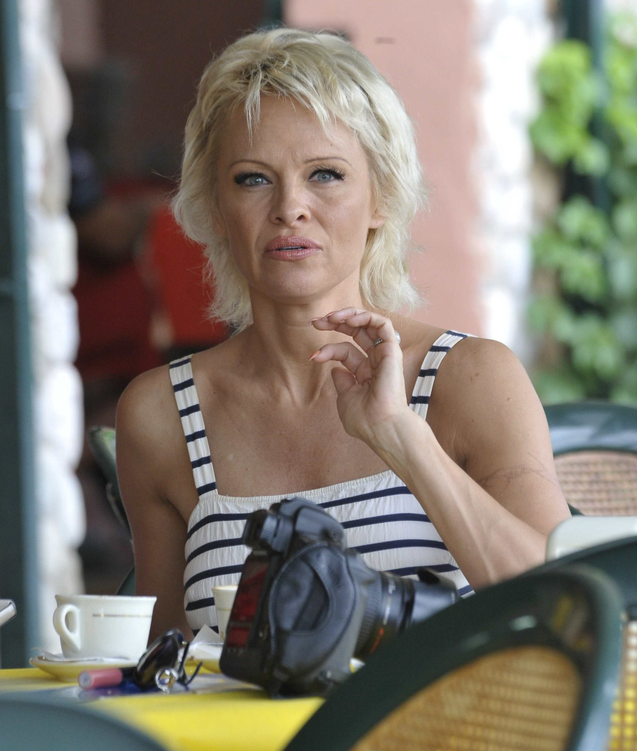 Related Keywords & Suggestions For Old Pamela Anderson 2014