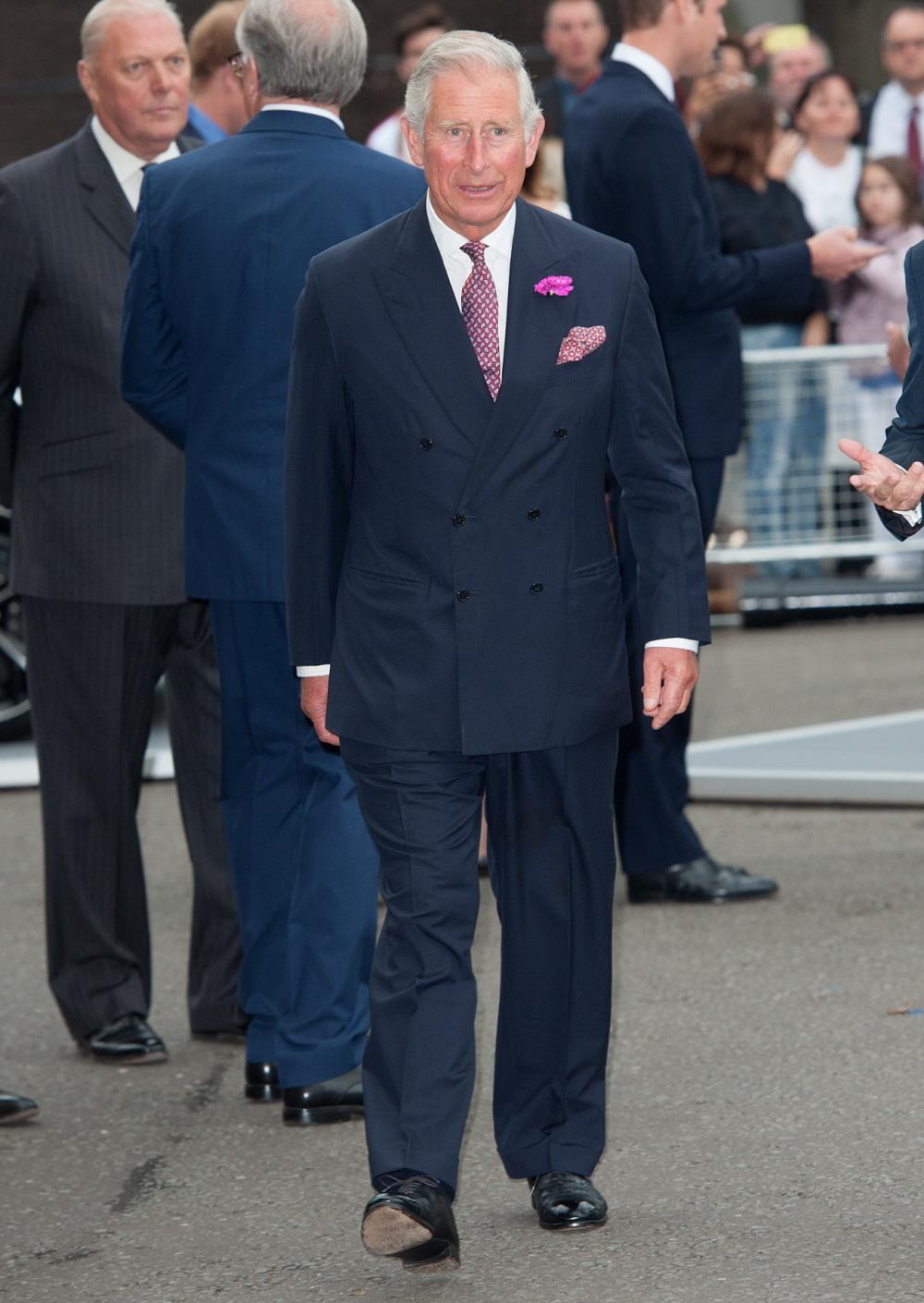 Cele|bitchy | Prince Charles & his sons had a stag night at a ...