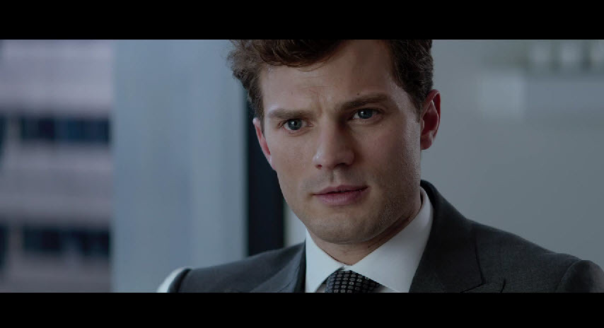 The official trailer has been released for the the hotly anticipated big screen adaption of E. L. James' novel '50 Shades of Grey'