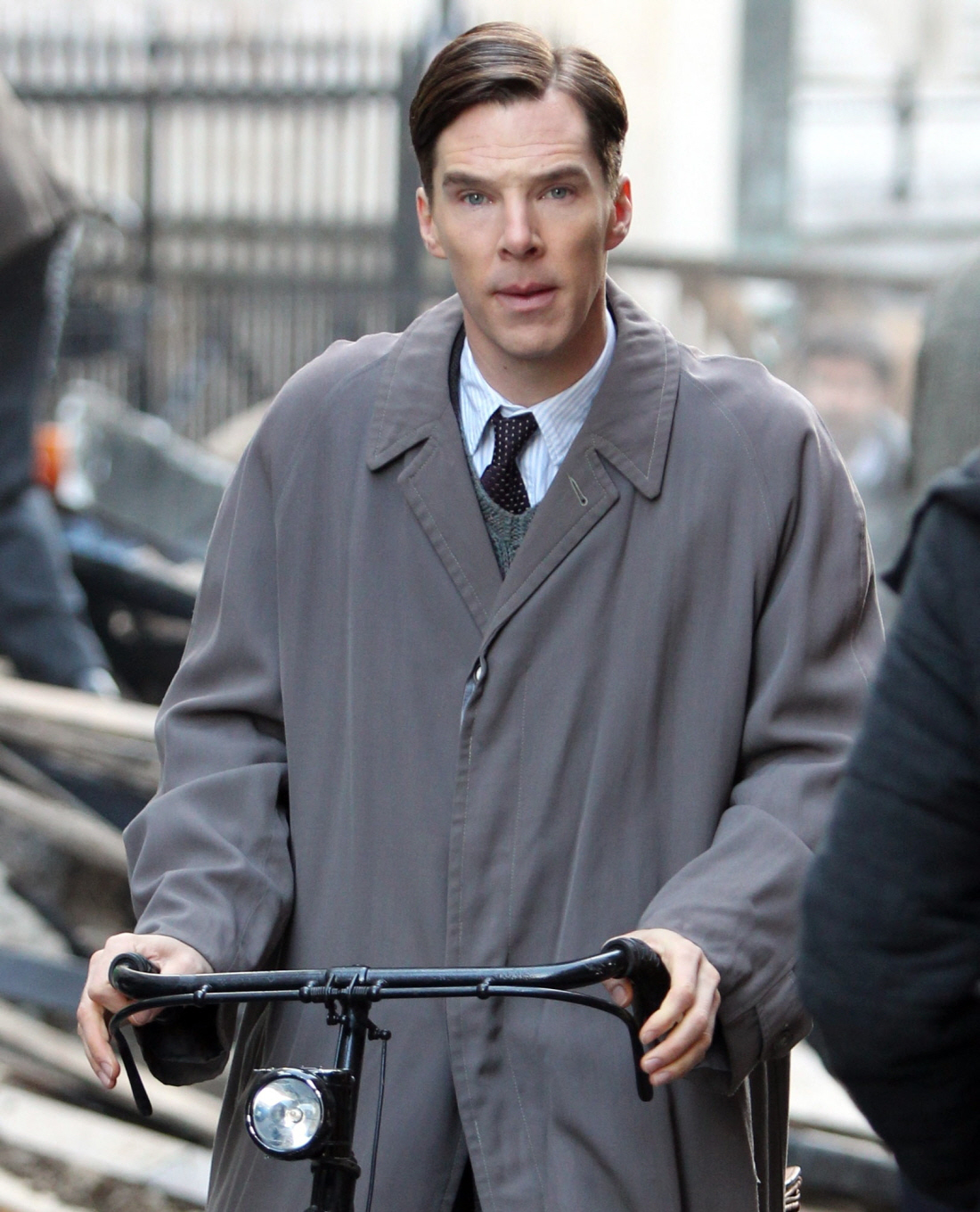 Benedict Cumberbatch is a shoo-in for an Oscar nom for 'The Imitation Game'