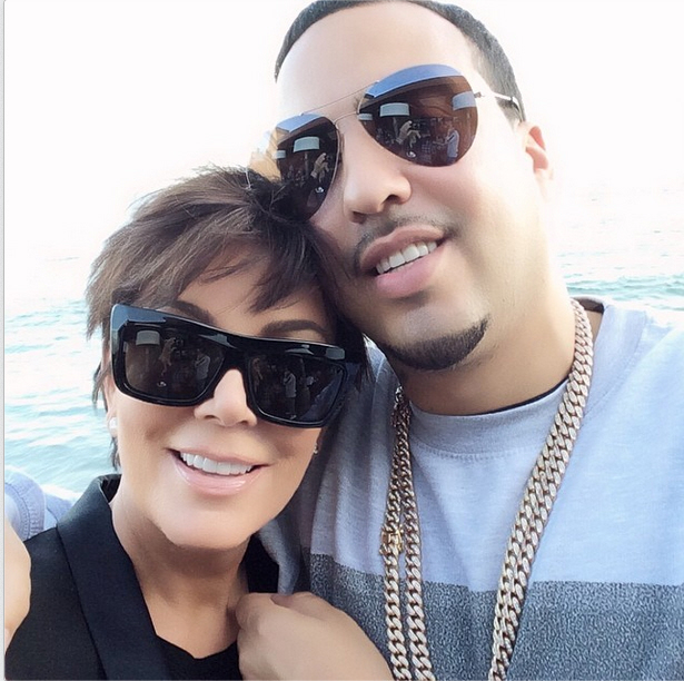 Kris Jenner signs on as French Montana's 'manager,' she's getting a cut of his $$