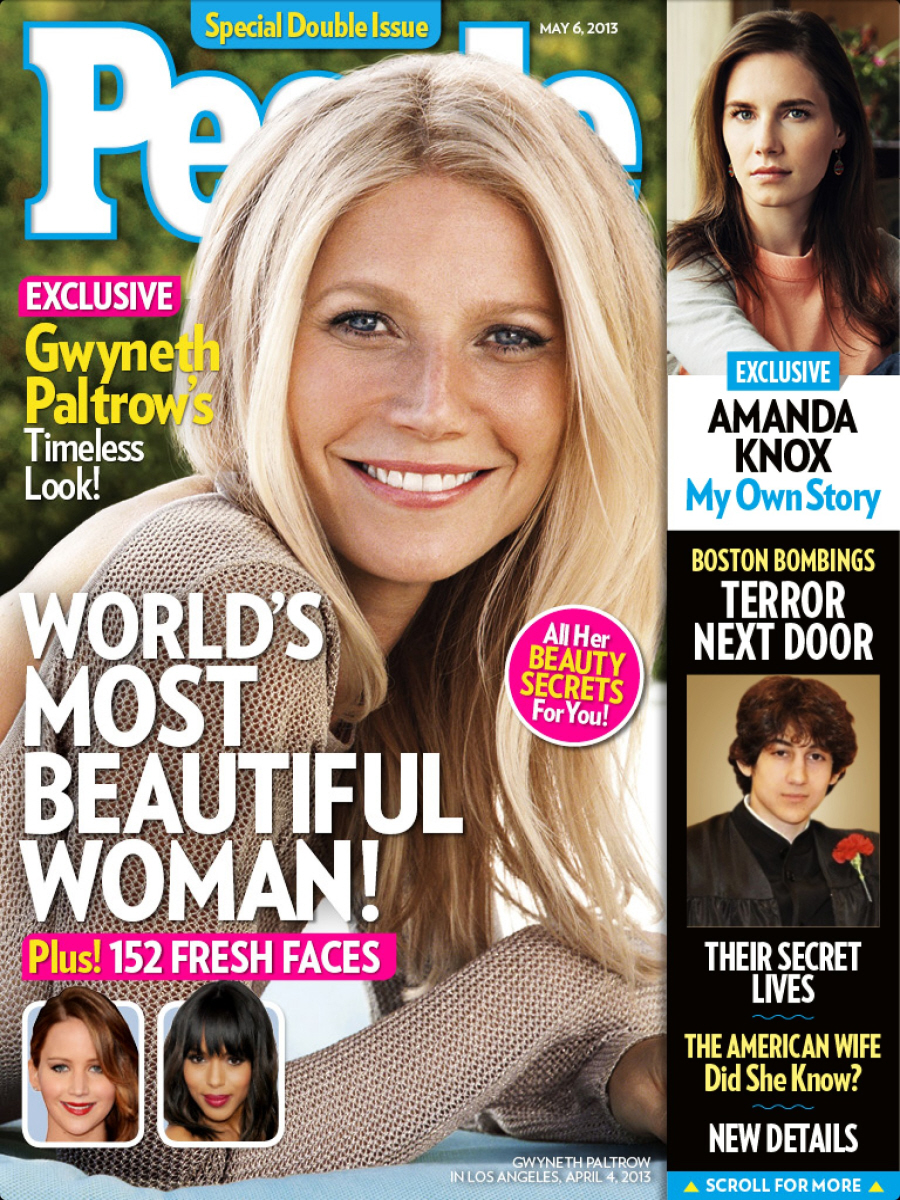 magazine gwyneth paltrow covers editor cover celebrities woman lawsuit claims racism hotbed former jennifer magazines lawrence most bitchy courtesy gotceleb