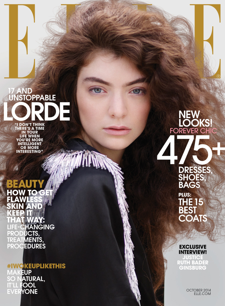Lorde: 'People know that if you talk down to me, I will roll my eyes or whatever'