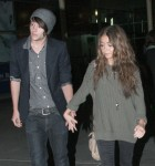 Exclusive... Sarah Hyland and Matt Prokop On A Movie Date In Hollywood