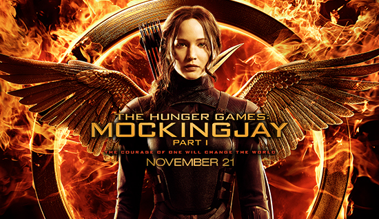 Jennifer Lawrence in the 'Mockingjay: Part I' trailer: better than the book?
