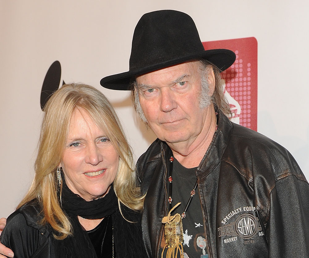 Neil Young GRAMMY Week Honoring