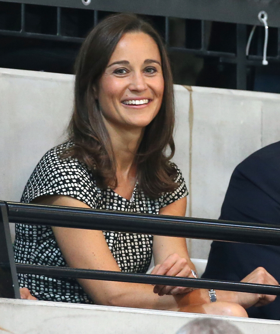 Pippa Middleton doesn't do the Dukan Diet, does consume chocolate & wine