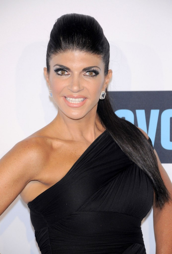Teresa Giudice attacked her crisis manager for saying jail was inevitable