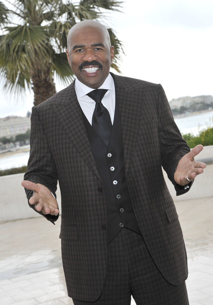 steve harvey dating site Television host steve harvey admitted on his show that when his daughter lori began dating her boyfriend, he had the man followed to make sure he was treating his daughter right.