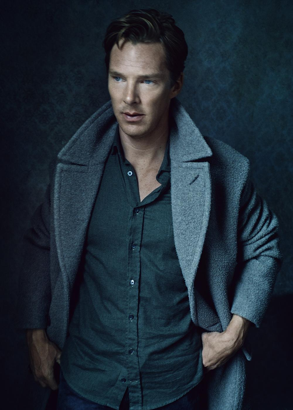 Benedict Cumberbatch knows what Sherlock would be like in bed & it's ...