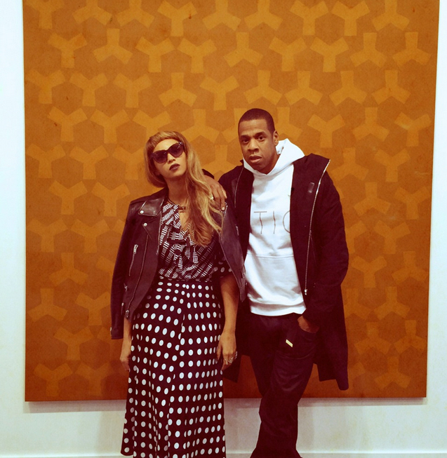 Beyonce & Jay-Z 'worked out' their marriage problems & 'renewed their vows'