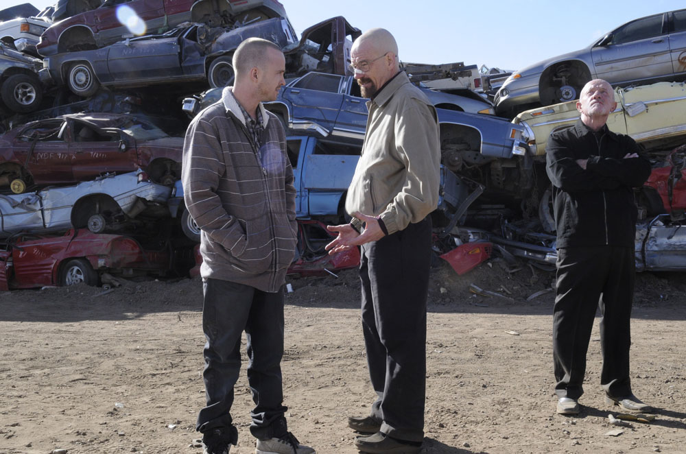 'Breaking Bad' stills