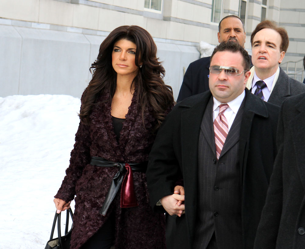 Teresa Giudice sentenced to serve her 15 months at the OITNB prison