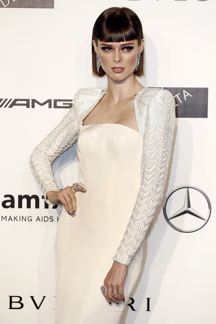 Coco Rocha on Kendall Jenner's mean girl ordeal: 'It gets a little catty backstage'