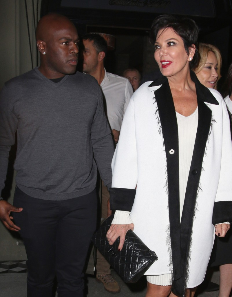 Kris Jenner's kids refuse to have Thanksgiving with her and her boytoy