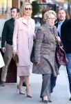 Katherine Heigl Out With Her Mom In NYC