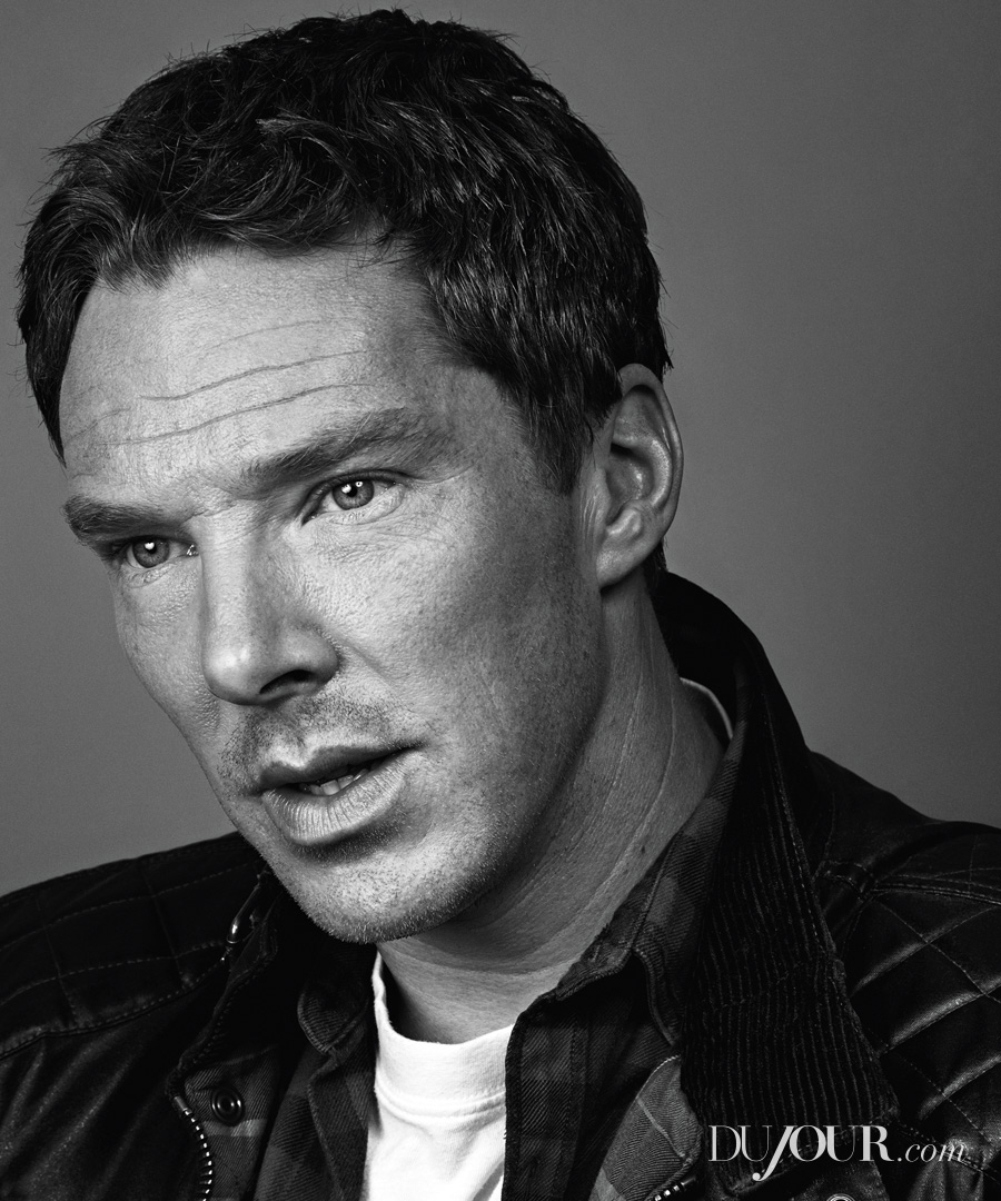 Benedict Cumberbatch thinks selfies are 'a tragic waste of ...