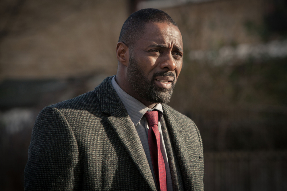 Americanized Luther   Eh    it would depend on who they cast as Luther    Idris Elba Luther