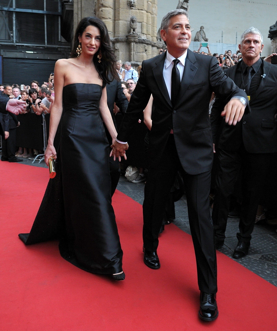 George Clooney & Amal Allegedly Want To