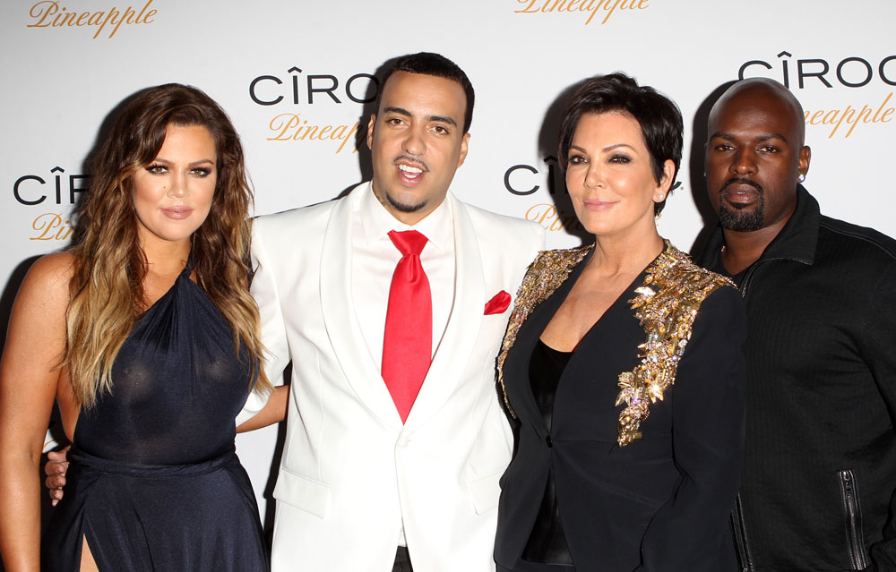 Ciroc Pineapple hosts French Montana's birthday party - Arrivals