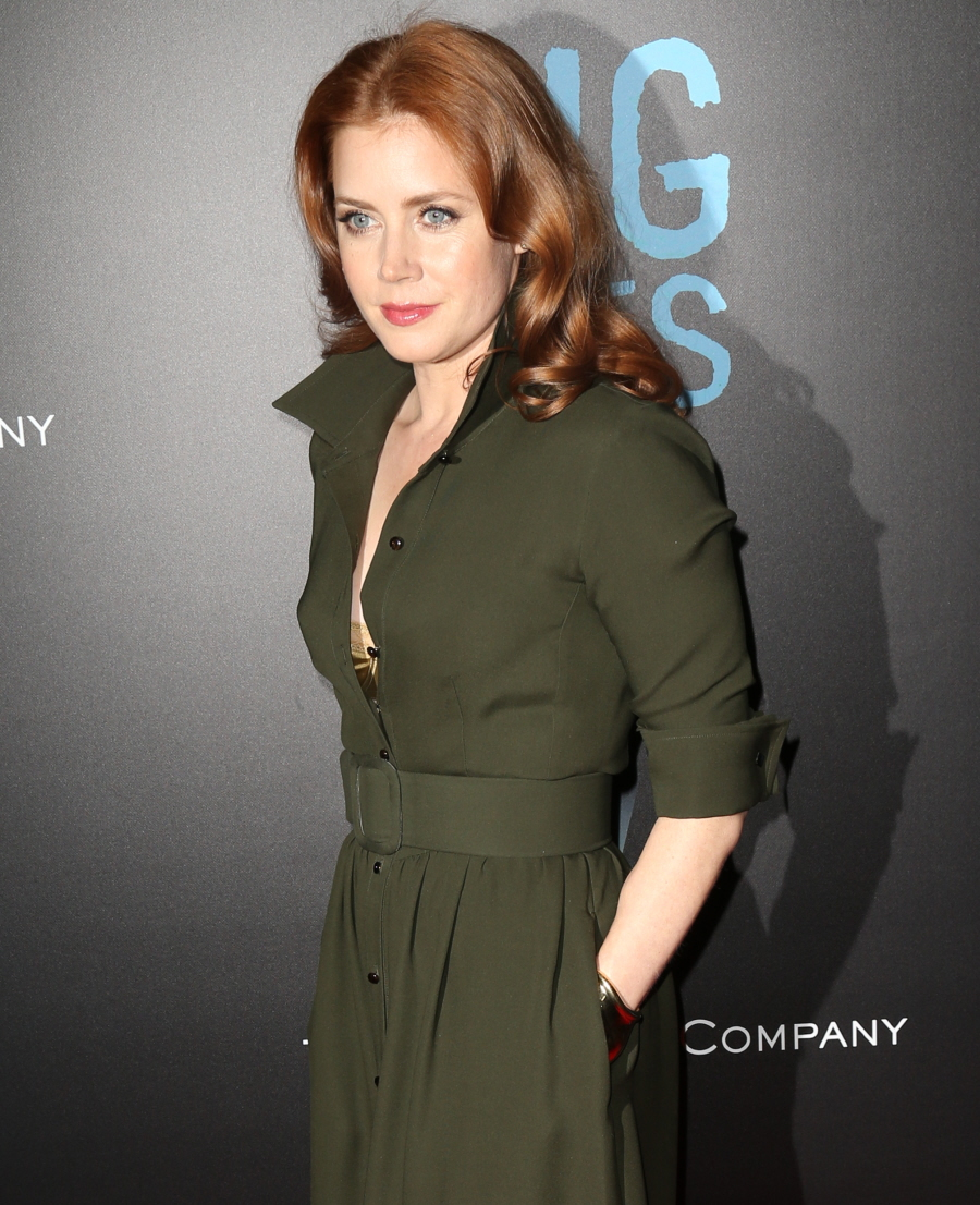 Amy Adams on the 'Today' debacle: 'I was confused & definitely frustrated'
