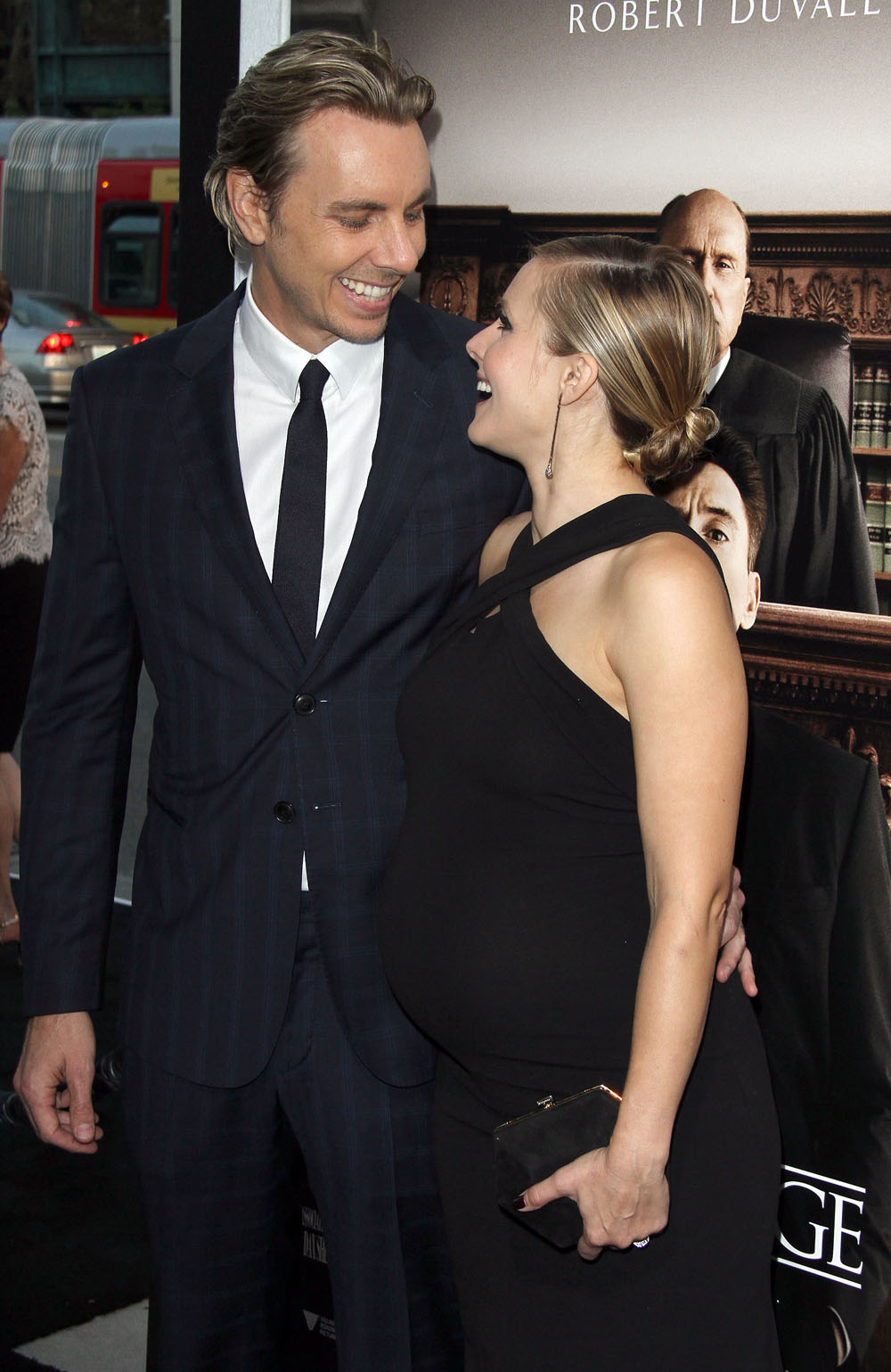 Cele Bitchy Kristen Bell And Dax Shepard Welcome