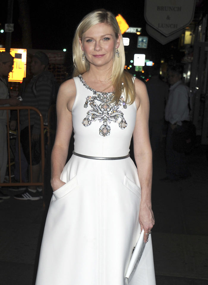 Cele|bitchy | Kirsten Dunst will play the female lead in ...