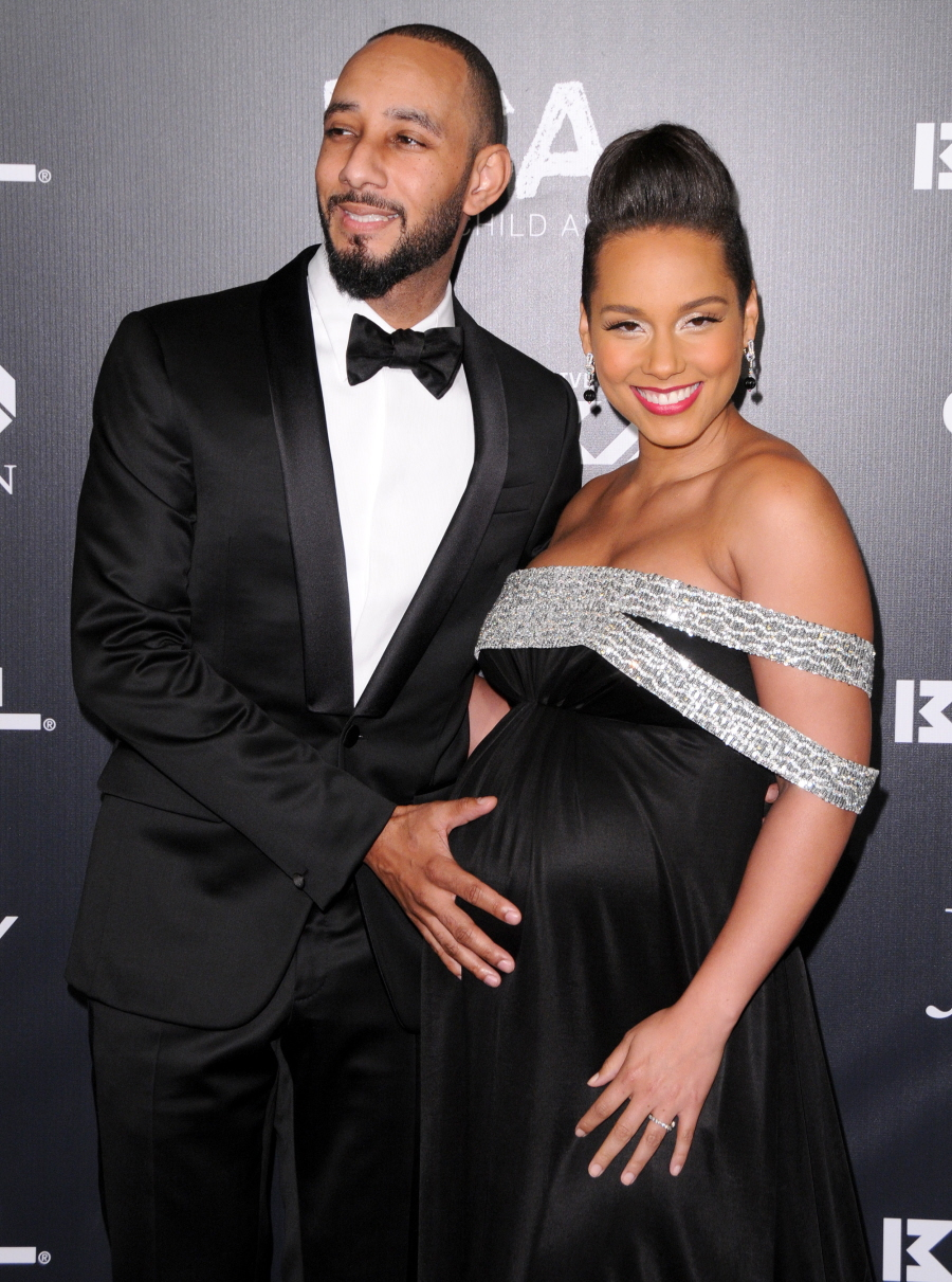 Swizz Beatz And Jahna Sebastian
