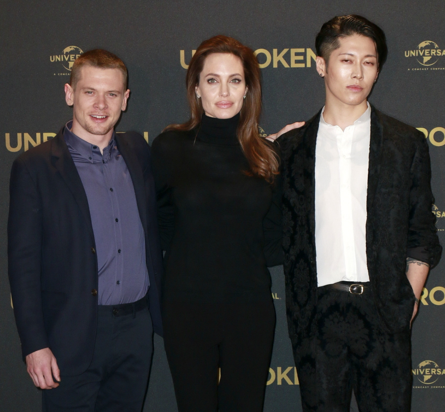 Angelina Jolie's 'Unbroken' will likely win the holiday weekend box office