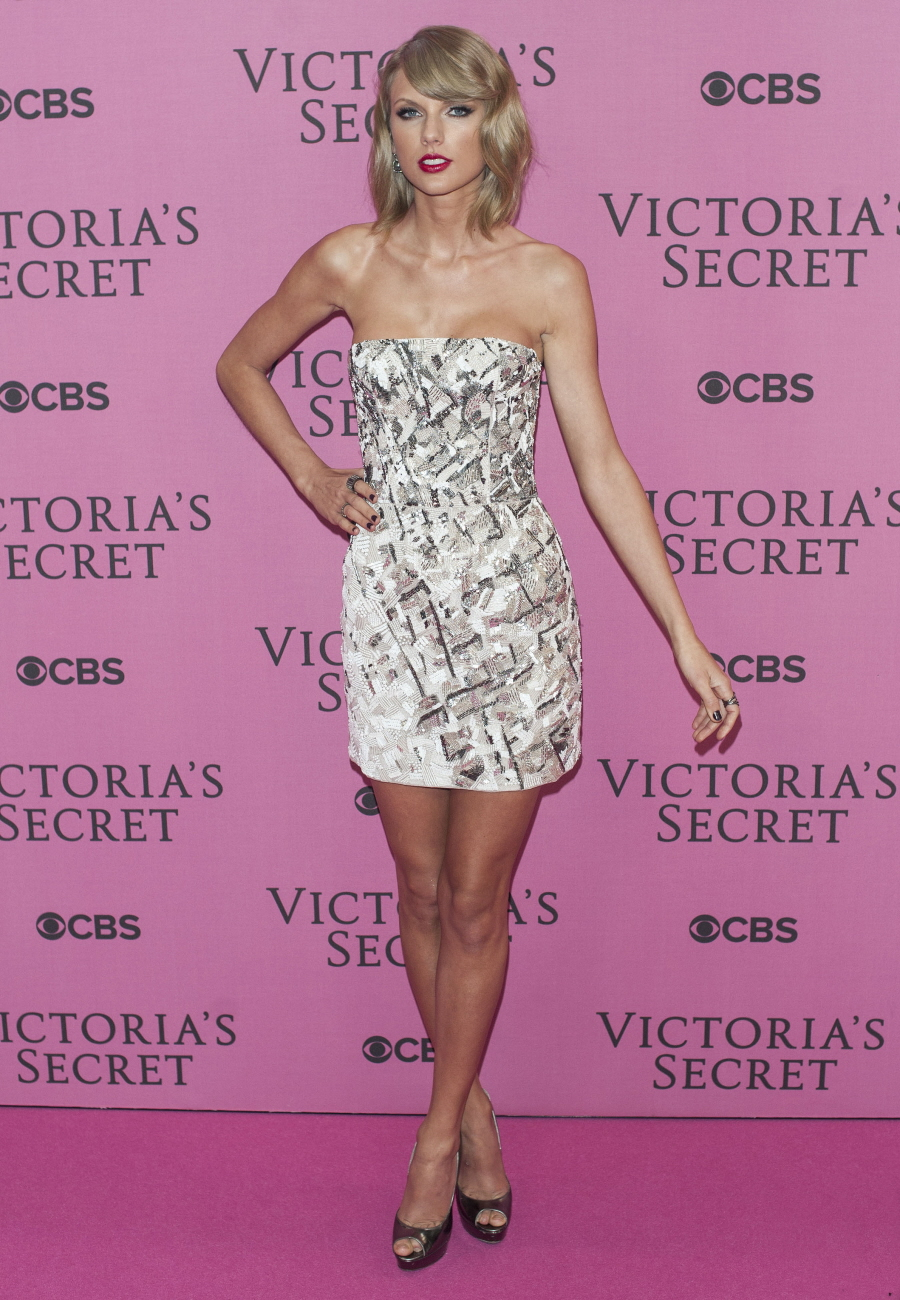 Cele bitchy star taylor swift has lost weight become fixated on