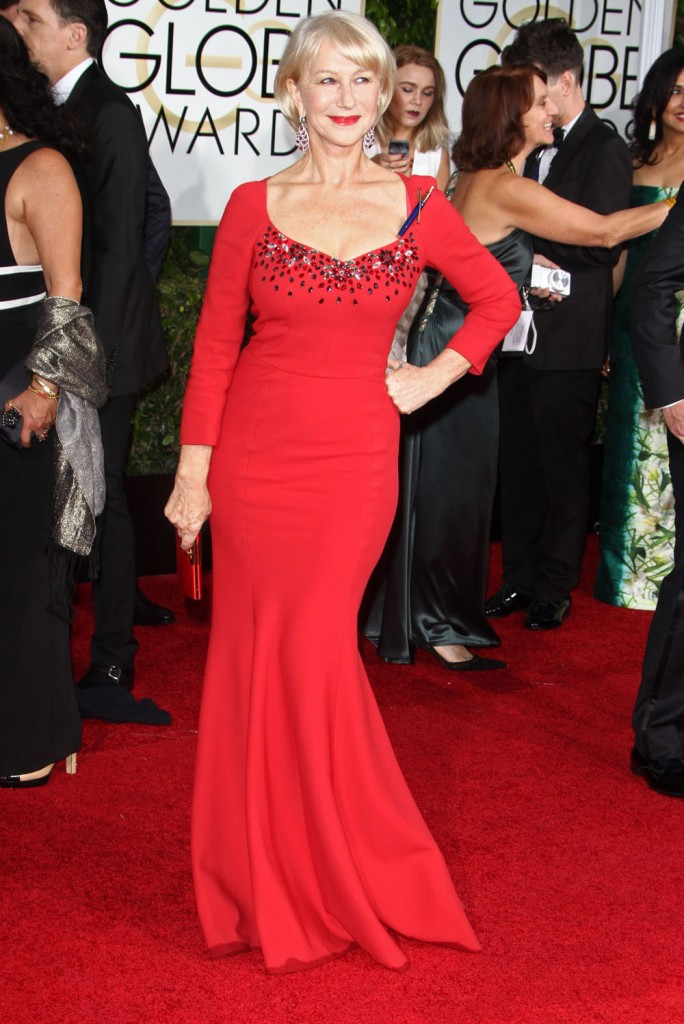 More Celebs at The 72nd Annual Golden Globe Awards in LA