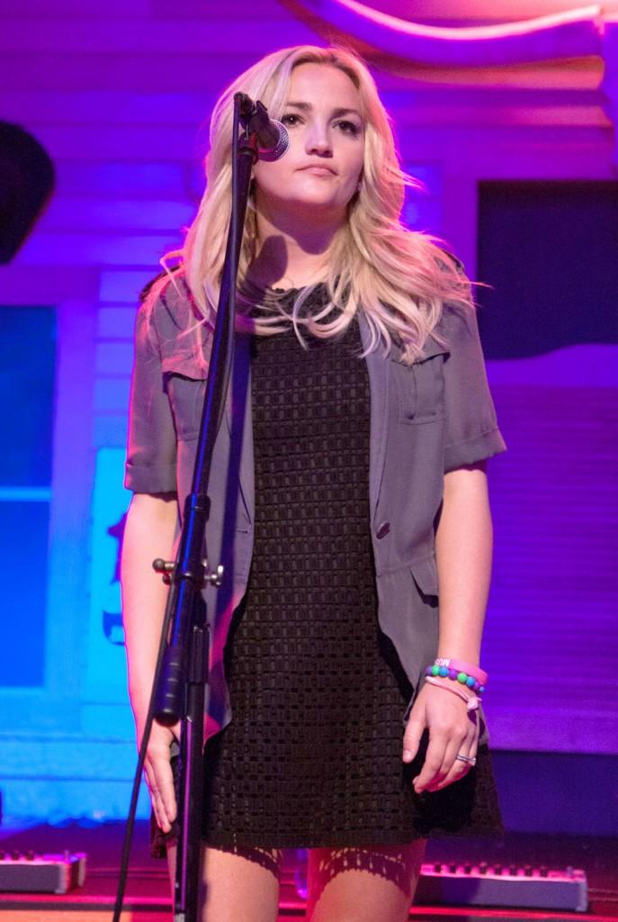 Jamie Lynn Spears Performs In Las Vegas