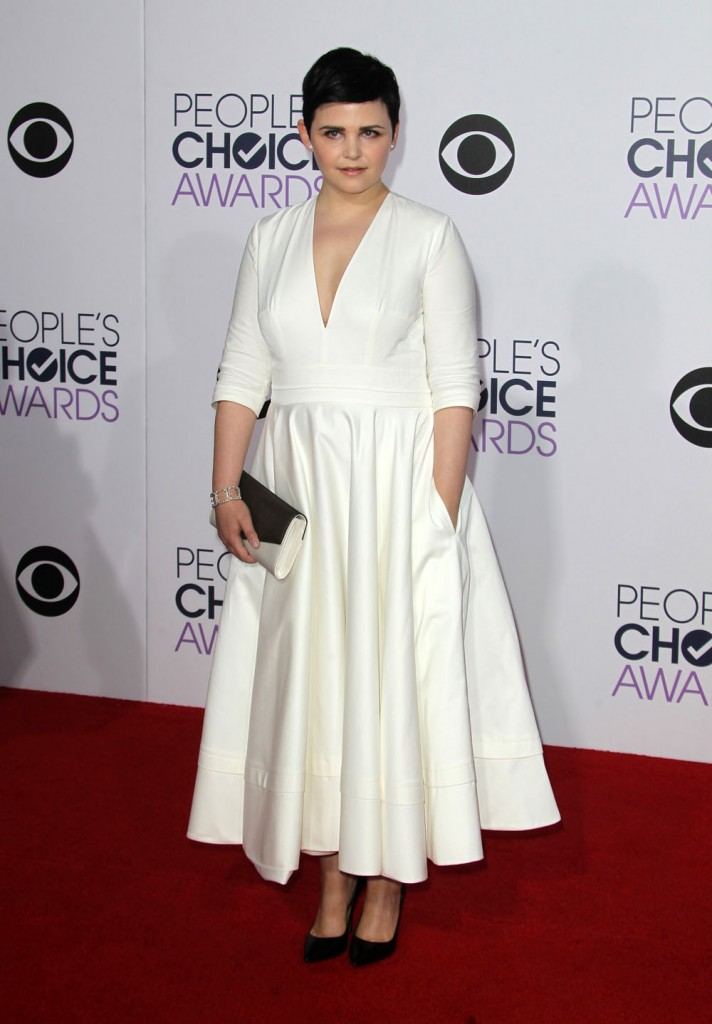 The 41st Annual People's Choice Awards - Arrivals