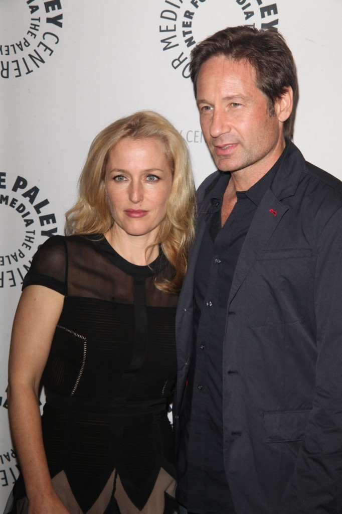 paleyFest X Files