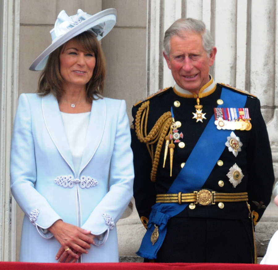 Cele Bitchy Prince Charles Worries Carole Middleton Will