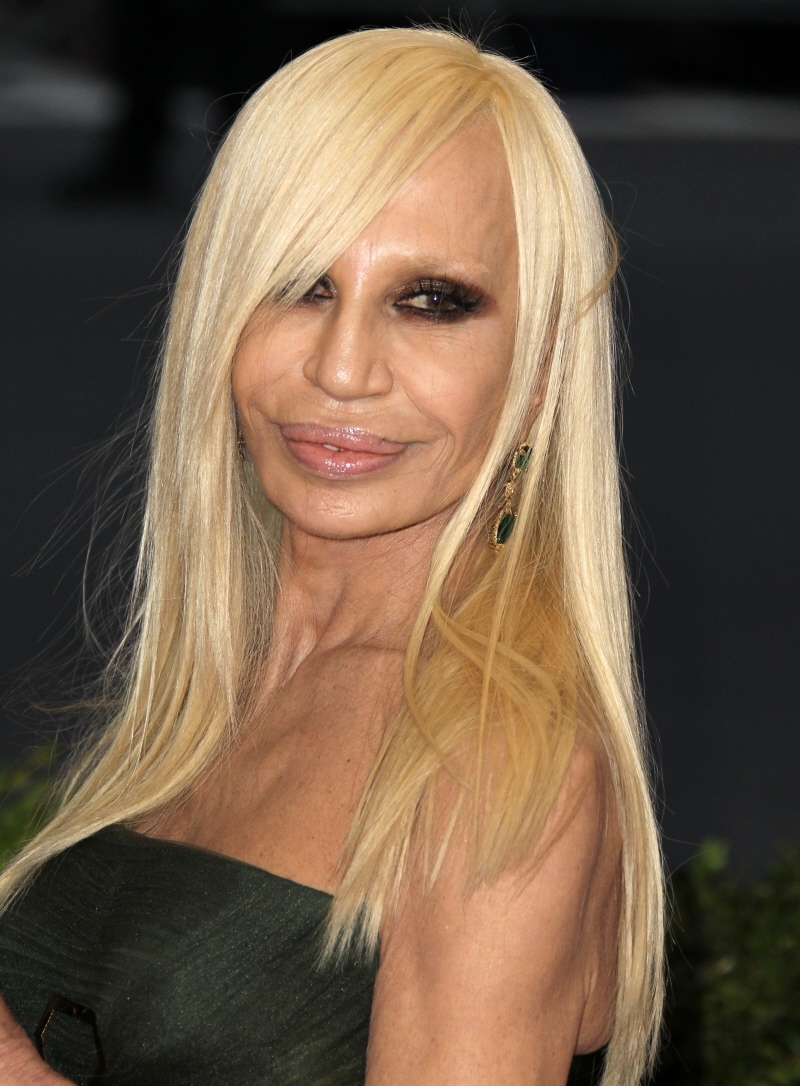 Donatella Versace Nude Photos 5