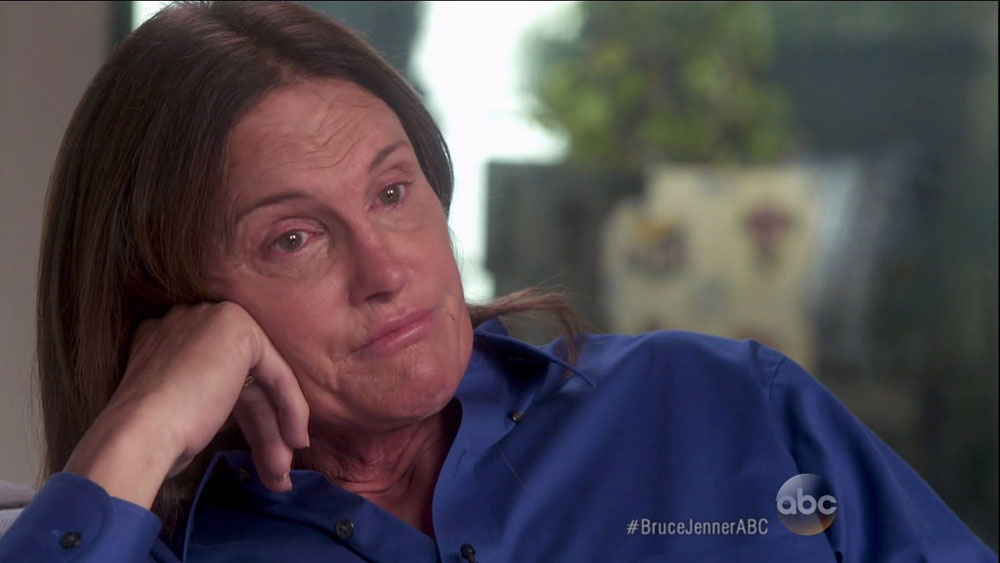 'Bruce Jenner: The Interview' with Diane Sawyer on ABC